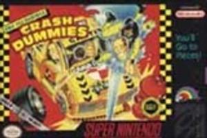 Incredible Crash Dummies, The - SNES Game