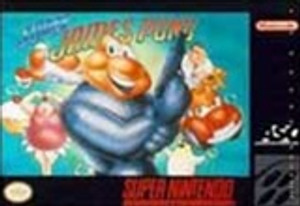 Super James Pond - SNES Game