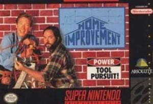 Home Improvement - SNES Game