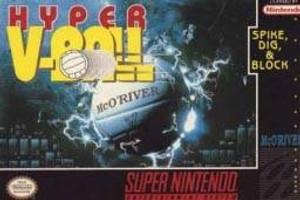 Hyper VBall - SNES Game