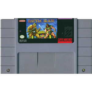 Battle Blaze - SNES Game