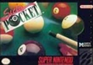 Side Pocket - SNES Game