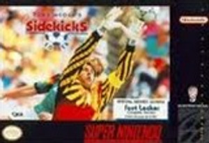 Tony Meola's SideKicks Soccer - SNES Game