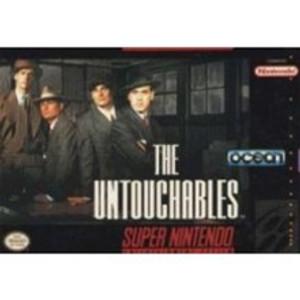 Untouchables, The - SNES Game
