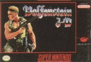 Wolfenstein 3D - SNES Game