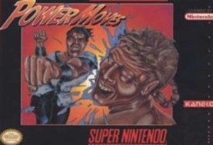 Power Moves - SNES Game