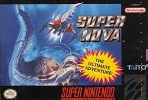 Super Nova - SNES Game