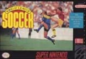 World League Soccer - SNES Game