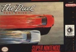 Duel Test Drive 2, The - SNES Game