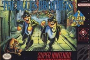 Blues Brothers, The - SNES Game