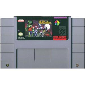 Adventures of Dr. Franken - SNES Game