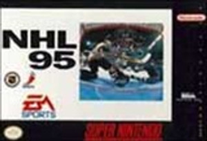 NHL 95 - SNES Game