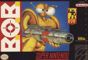 B.o.b. - SNES Game