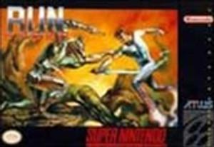Run Saber - SNES Game