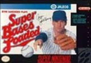 Super Bases Loaded - SNES Game
