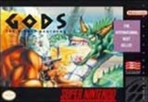 Gods - SNES Game