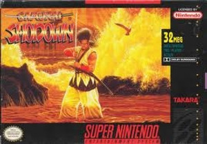 Samurai Shodown - SNES Game