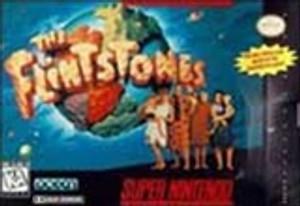 Flintstones, The - SNES Game