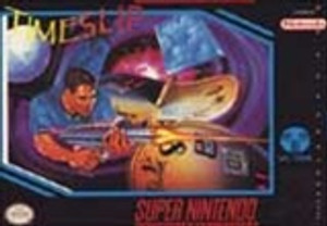 Time Slip - SNES Game