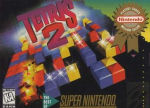 Tetris 2 - SNES Game