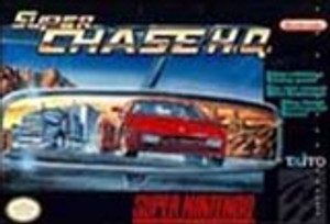 Super Chase H.Q. - SNES Game