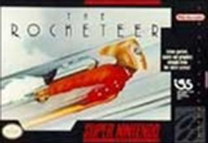 Rocketeer, The - SNES Game