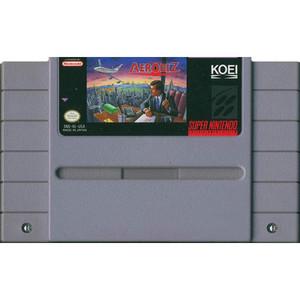 Aerobiz - SNES Game