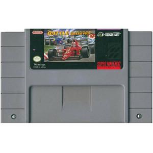 Battle Grand Prix - SNES Game