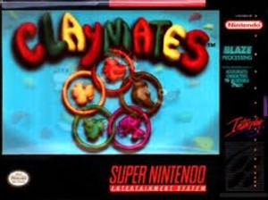 Claymates - SNES Game