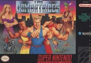 Combatribes, The - SNES Game