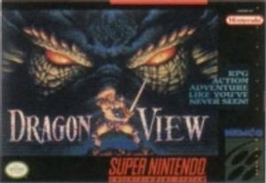 Dragon View - SNES Game
