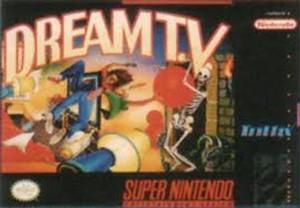Dream TV - SNES Game
