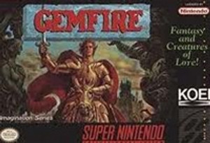 GemFire - SNES Game