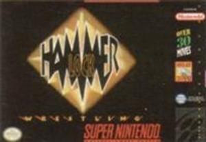 Hammerlock Wrestling - SNES Game