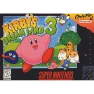 Kirby's Dream Land 3 - SNES Game