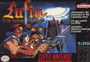 Lufia & The Fortress of Doom - SNES Game