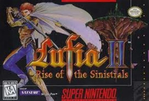 Lufia II Rise of the Sinistrals - SNES Game