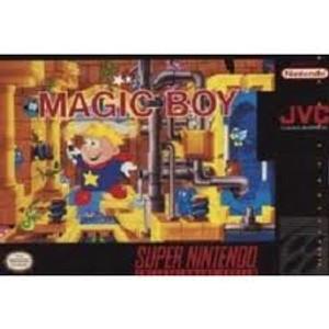 Magic Boy - SNES Game