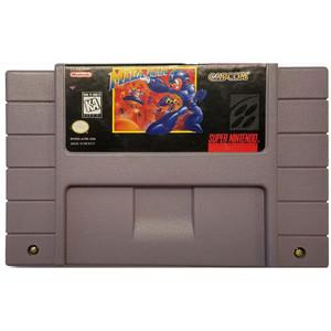 Mega Man 7 - SNES Game Cartridge