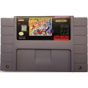 Mega Man X3 - SNES Game Cartidge