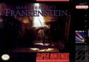 Mary Shelley's Frankenstein - SNES Game