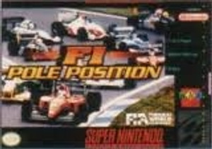 F-1 Pole Position - SNES Game