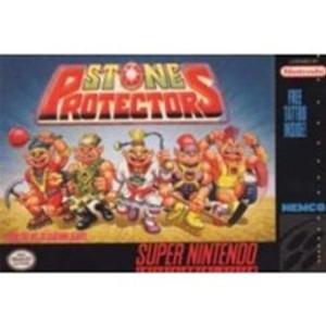Stone Protectors - SNES Game