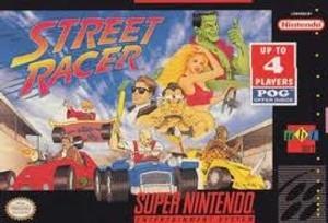 Street Racer - SNES Game