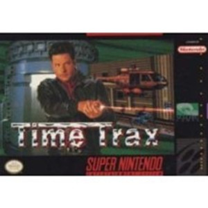 Time Trax - SNES Game