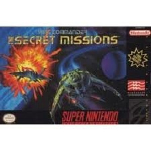 Wing Commander 2 The Secret Missions - SNES Game