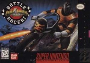 Power Rangers Zeo Battle Racers - SNES Game