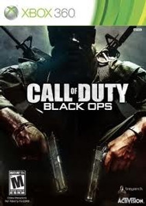 Call of Duty Black Ops - Xbox 360 Game