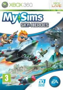 My Sims Sky Heroes - Xbox 360 Game