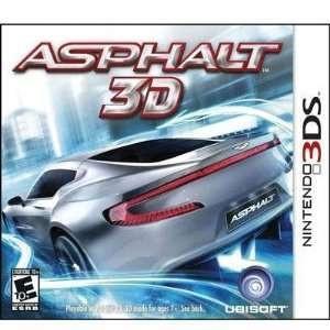 Asphalt 3D - 3DS Game